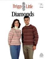 Diamonds Briggs & Little Pattern