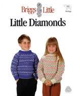 Little Diamonds Briggs & Little Pattern