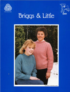 The Casual Pullover Briggs & Little Pattern