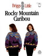 Rocky Mountain Caribou Briggs & Little Pattern