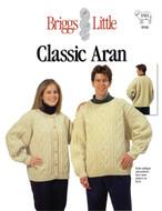 Classic Aran Briggs & Little Pattern