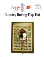 Country Roving Flap Hat Briggs & Little Pattern