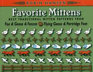 Favorite Mittens Briggs & Little Pattern Book