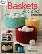Baskets For All: 14 Fabulous Projects To Brighten Up Any Room  - Book