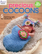 Precious Cocoons: 5 Matching Sets For Newborns  - Book