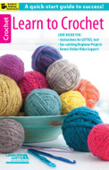Learn To Crochet - Little Book