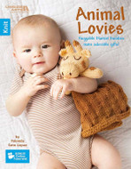 Animal Lovies (Knit) - Book