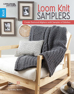Loom Knit Samplers - Book