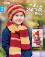 Hats & Scarves For Kids - Book