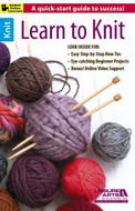 Learn To Knit - Little Book