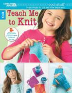 Cool Stuff Teach Me To Knit - Book
