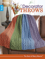 Decorator Throws - Book