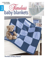 Timeless Baby Blankets - Book