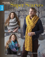 Super Scarves To Knit - Book