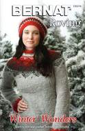 "Bernat Roving ""Winter Wonders"" Pattern Book"