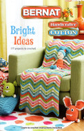 "Bernat Handicrafter Cotton ""Bright Ideas"" Pattern Book"