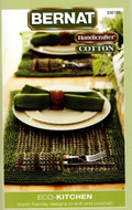 "Bernat Handicrafter Cotton ""Eco-Kitchen"" Pattern Book"