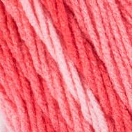 Red Heart Sea Coral Super Saver Ombre Yarn (4 - Medium)