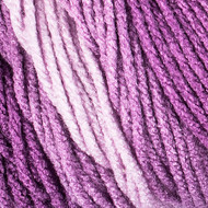 Red Heart Purple Super Saver Ombre Yarn (4 - Medium)