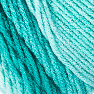 Red Heart Spearmint Super Saver Ombre Yarn (4 - Medium)