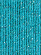 Sirdar Pearly Turquoise Snuggly Pearls DK Yarn (3 - Light)