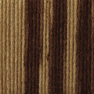 Caron Coffee Latte Brown Ombre Simply Soft Yarn (4 - Medium)