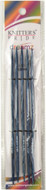 """Knitter's Pride Symfonie Dreamz 5-Pack 6"""" Double Pointed Knitting Needles (Size US 3 - 3.25 mm)"""