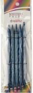 """Knitter's Pride Symfonie Dreamz 5-Pack 6"""" Double Pointed Knitting Needles (Size US 11 - 8 mm)"""