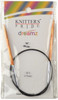 "Knitter's Pride Symfonie Dreamz Fixed 16"" Circular Knitting Needle (Size US 5 - 3.75 mm)"