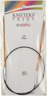 "Knitter's Pride Symfonie Dreamz Fixed 24"" Circular Knitting Needle (Size US 2.5 - 3 mm)"