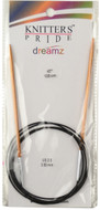 "Knitter's Pride Symfonie Dreamz Fixed 47"" Circular Knitting Needle (Size US 2.5 - 3 mm)"