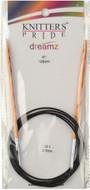 "Knitter's Pride Symfonie Dreamz Fixed 47"" Circular Knitting Needle (Size US 5 - 3.75 mm)"