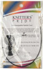 Knitter's Pride Interchangeable Needle Cord 8'' (20cm To Make 40cm / 16'' IC Needle)