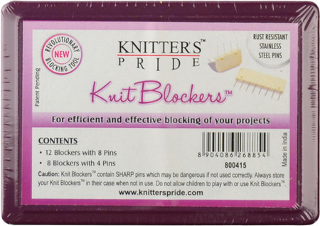 Knitter's Pride 20-Pack Knit Blockers