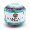 Lion Brand Genie Mandala Yarn (3 - Light)