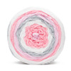 Bernat Ballerina Baby Blanket Stripes Yarn (6 - Super Bulky)