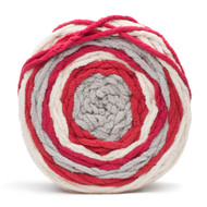 Bernat Red Alert Blanket Stripes Yarn (6 - Super Bulky)