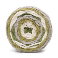 Bernat Olive Branch Blanket Stripes Yarn (6 - Super Bulky)