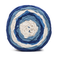Bernat Blue Moon Blanket Stripes Yarn (6 - Super Bulky)