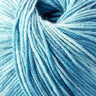 Sugar Bush Heavenly Teals Itty-Bitty Yarn (1 - Super Fine)