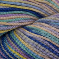 Cascade Baby Rainbow Ultra Pima Paints Yarn (3 - Light)