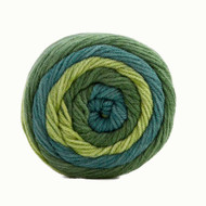 Premier Yarns Mint Swirl Sweet Roll Yarn (4 - Medium)