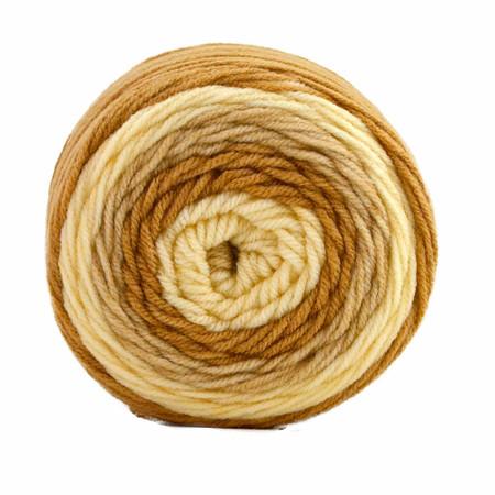 Premier Yarns Peanut Butter Swirl Sweet Roll Yarn (4 - Medium)