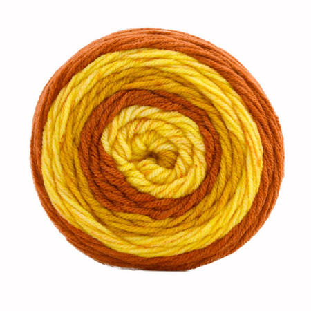 Premier Yarns Butterscotch Pop Sweet Roll Yarn (4 - Medium)