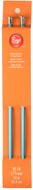 "Boye Tools 2-Pack 10"" Single Point Anodized Aluminum Knitting Needles (Size US 10 - 5.75 mm)"
