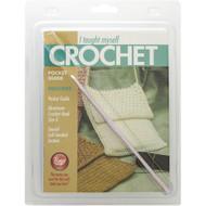 Boye Tools I Taught Myself Crochet Pocket Guide Kit