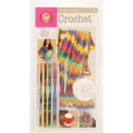 Boye Tools I Taught Myself To Crochet Kit (No DVD)