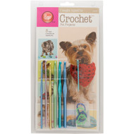 Boye Tools I Taught Myself To Crochet Kit (Pet Projects)