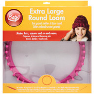 Boye Tools 4 pc Extra Large Round Loom Set