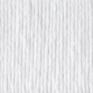 Bernat White Handicrafter Cotton Yarn (4 - Medium)